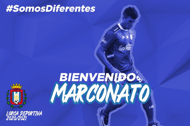 Mauro Marconato, nuevo jugador del Lorca Deportiva