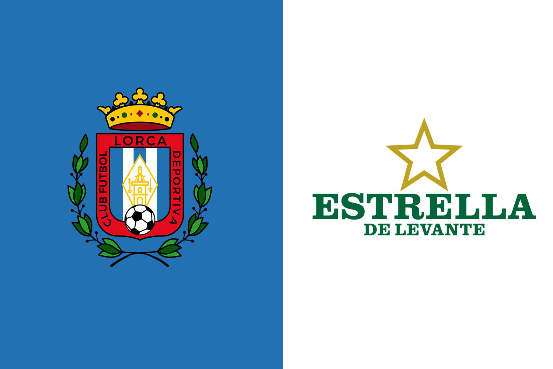 Estrella de Levante, nuevo patrocinador oficial del Lorca Deportiva