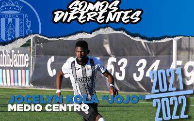 Jocelyn Kola «Jojo», nuevo jugador del Lorca Deportiva