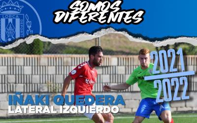 Iñaki Quereda, nuevo jugador del Lorca Deportiva