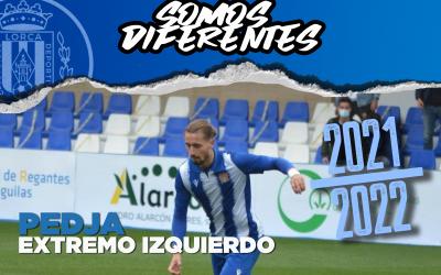 Pedja, nuevo jugador del Lorca Deportiva