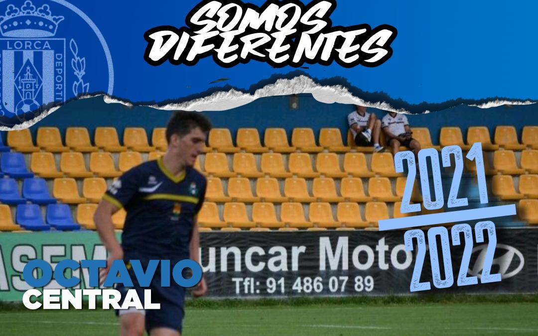 Octavio Airoldi, nuevo jugador del Lorca Deportiva